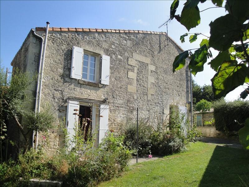 Sale house / villa La creche 136000€ - Picture 1