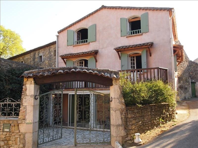 Sale house / villa Goudargues 152000€ - Picture 1