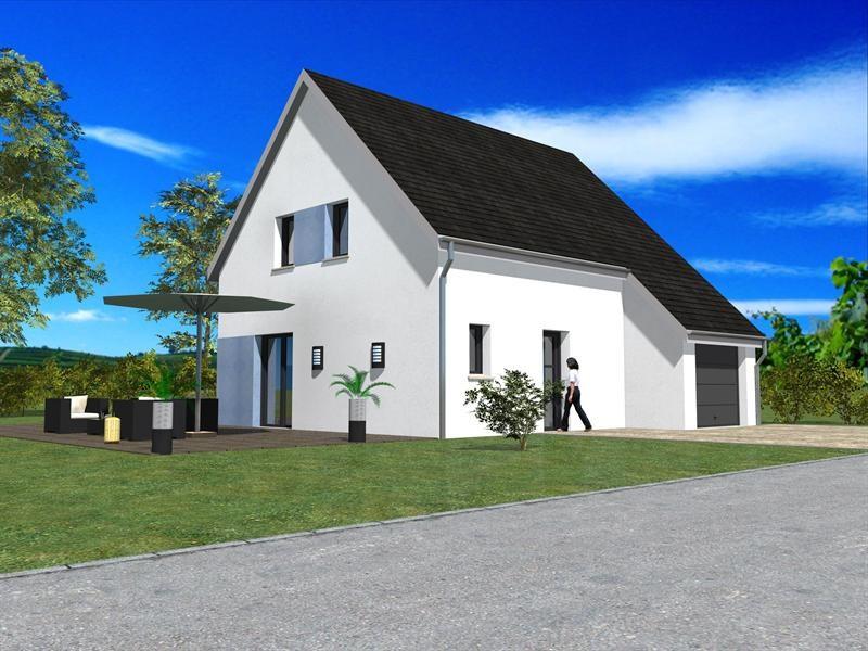 Maison  5 pièces + Terrain 400 m² Hunawihr (68150) par MAISONS NEO