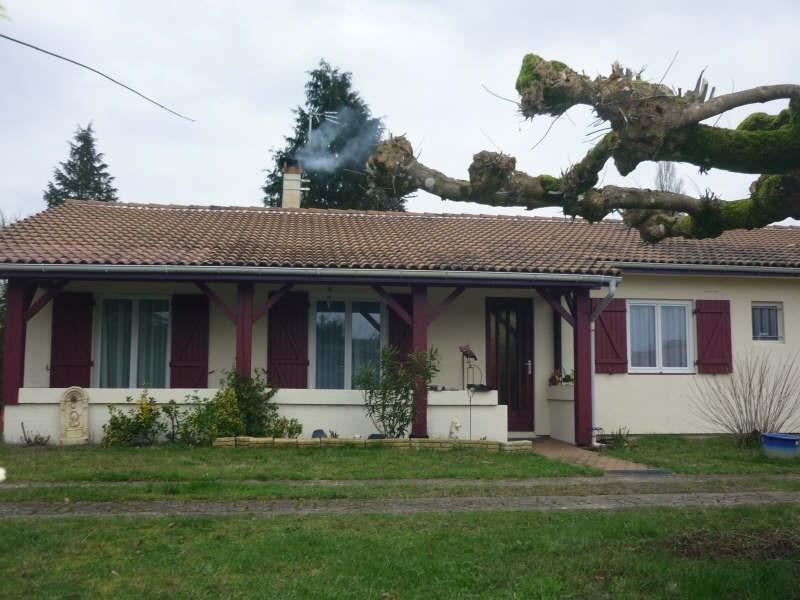 Vente maison / villa Sabres 168000€ - Photo 1