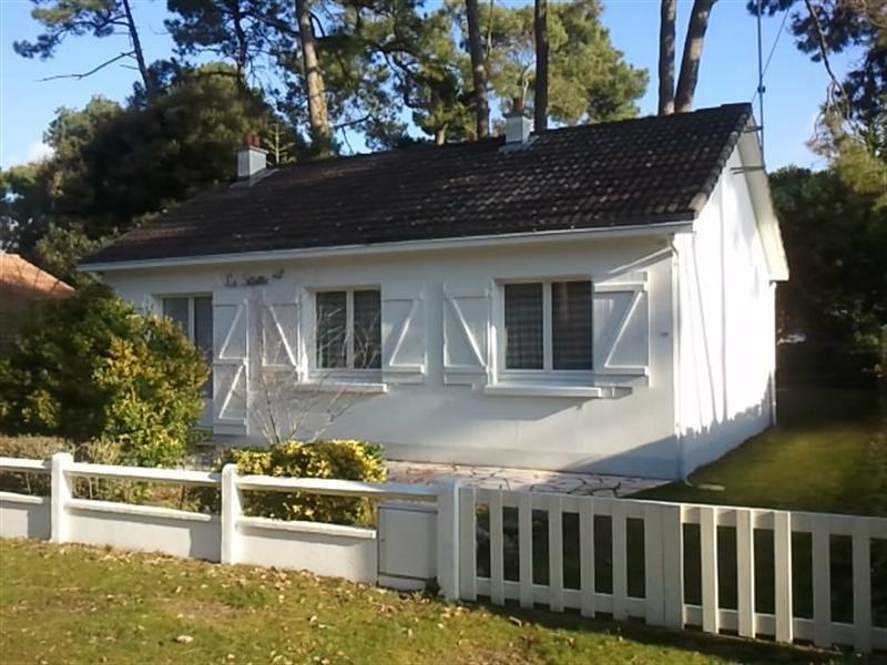 Vacation rental house / villa Saint michel chef chef 570€ - Picture 1