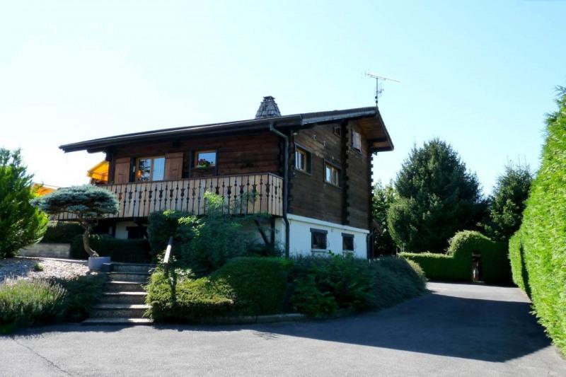 Sale house / villa Saint-pierre-en-faucigny 450000€ - Picture 2