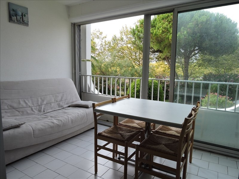 Vente appartement La grande motte 125 000€ - Photo 1