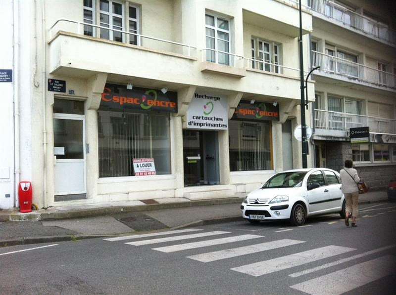 Location Local commercial Vannes 0