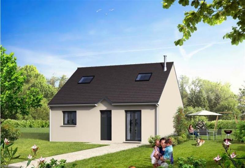 Maison  5 pièces + Terrain 600 m² Rosny-sur-Seine par MIKIT