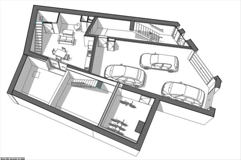 Vente appartement Saussan 210000€ - Photo 8