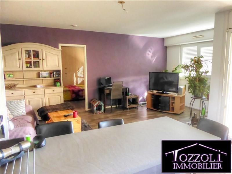 Sale apartment Villefontaine 104000€ - Picture 1