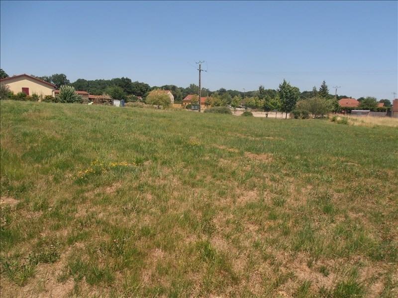 Vente terrain Bantanges 64000€ - Photo 1