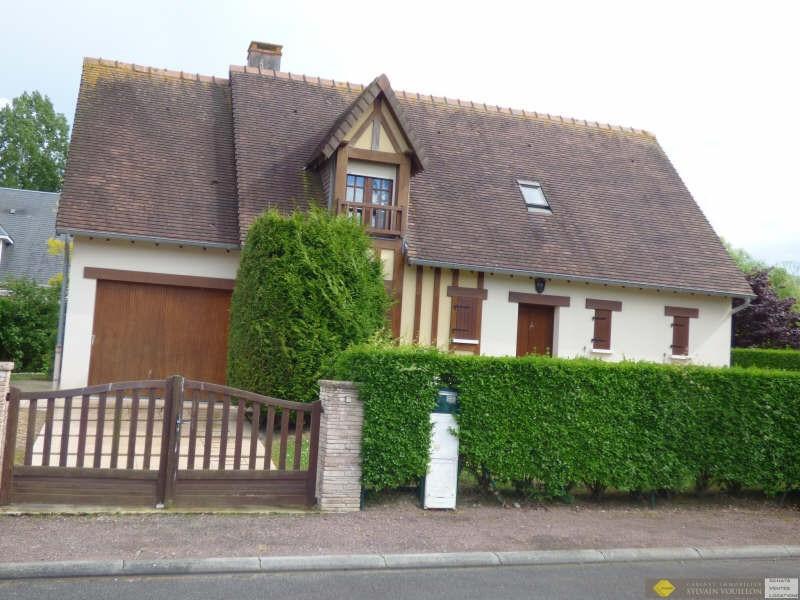 Revenda casa Villers sur mer 336000€ - Fotografia 1