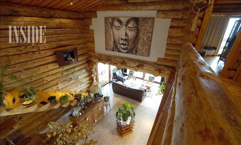 Vente de prestige maison / villa Crozet 1150000€ - Photo 2