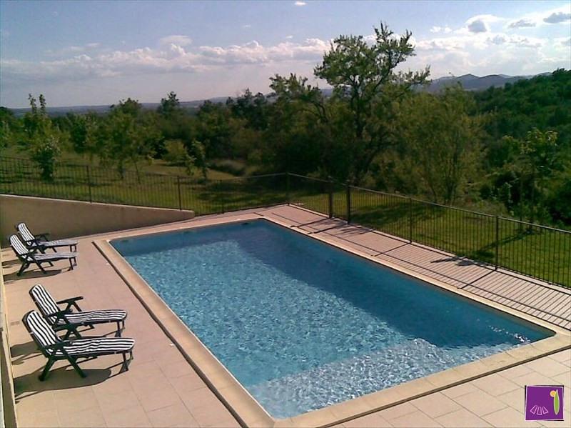 Vente de prestige maison / villa Barjac 895000€ - Photo 3