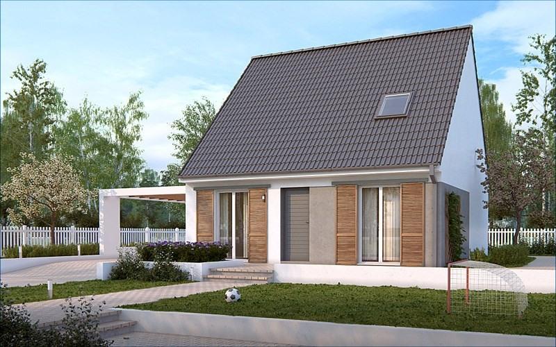 Maison  5 pièces + Terrain 800 m² Valpuiseaux par MAISONS PIERRE