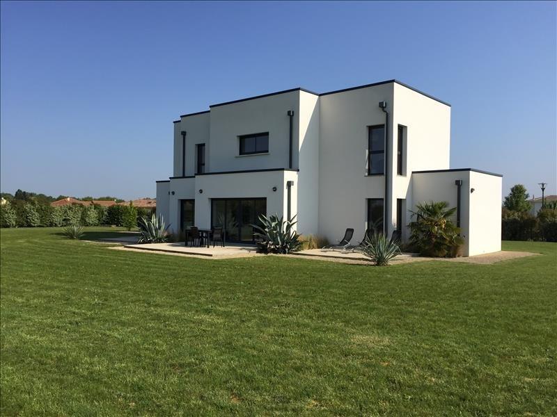 Vente maison / villa Liguge 426400€ -  2