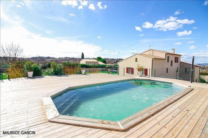Vente maison / villa St didier 349000€ - Photo 2