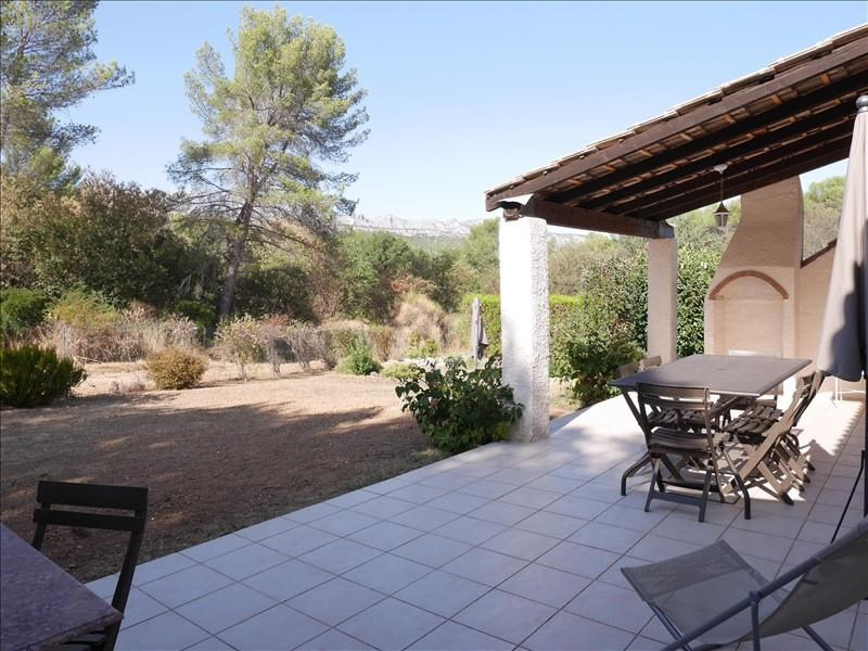 Sale house / villa Chateauneuf le rouge 497000€ - Picture 1