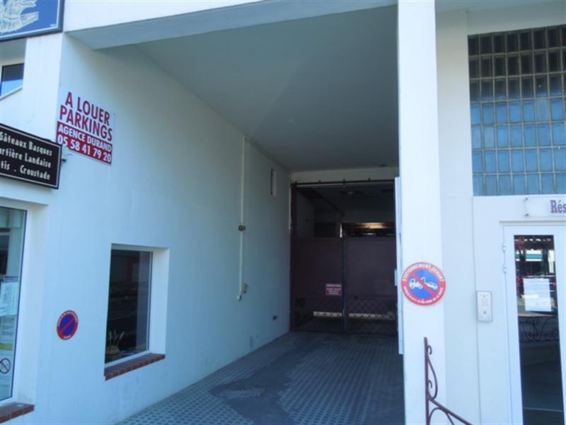 Alquiler  parking Hossegor 70€ CC - Fotografía 1