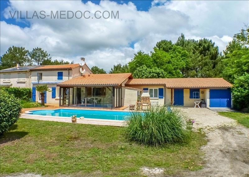 Vente maison / villa Vensac 265 000€ - Photo 1