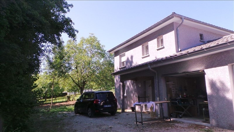 Vente maison / villa Villieu loyes mollon 198000€ - Photo 3