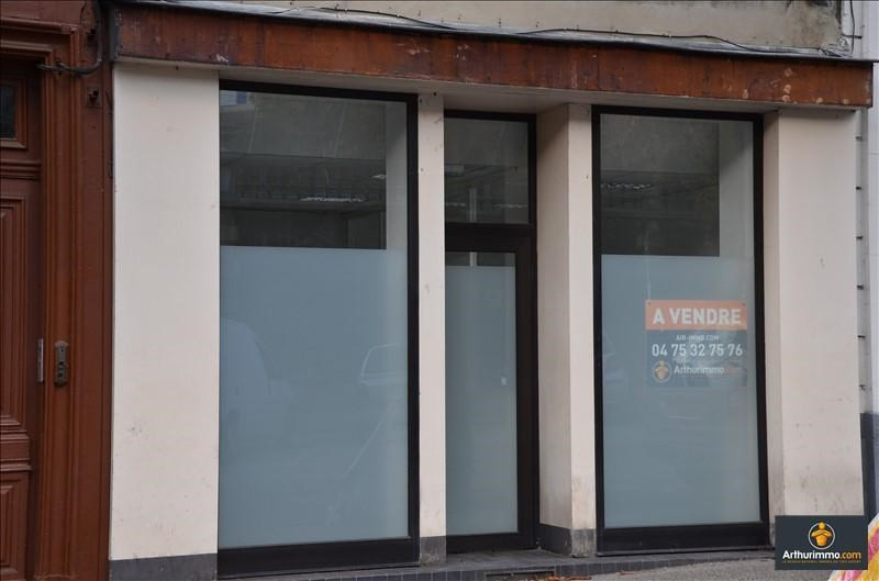 Vente local commercial Annonay 76 000€ - Photo 3