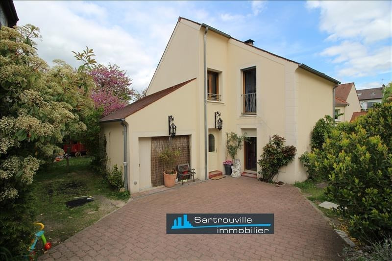 Sale house / villa Sartrouville 434 000€ - Picture 1