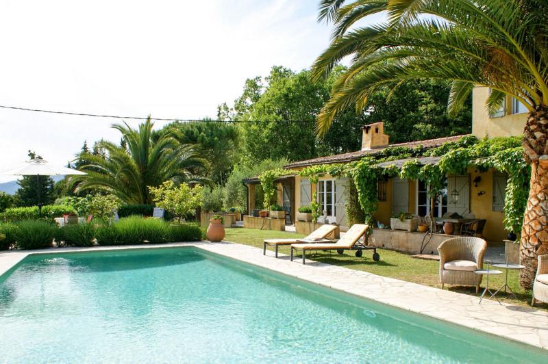 Revenda residencial de prestígio casa Fayence 995000€ - Fotografia 7
