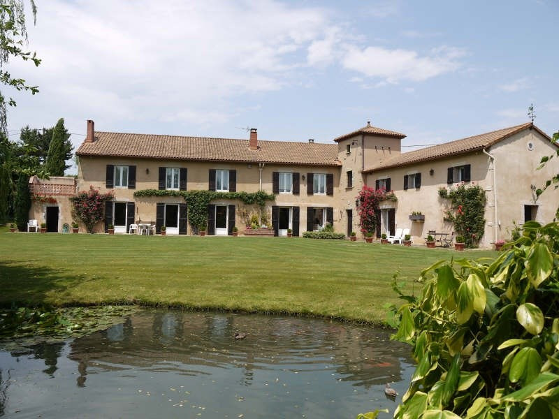 Deluxe sale house / villa Vienne 595 000€ - Picture 1