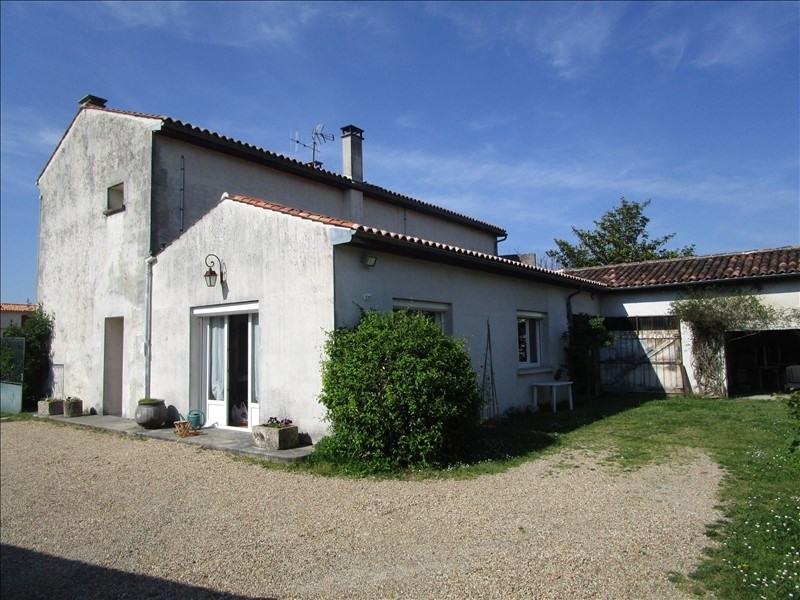 Vente maison / villa Matha 155000€ - Photo 2