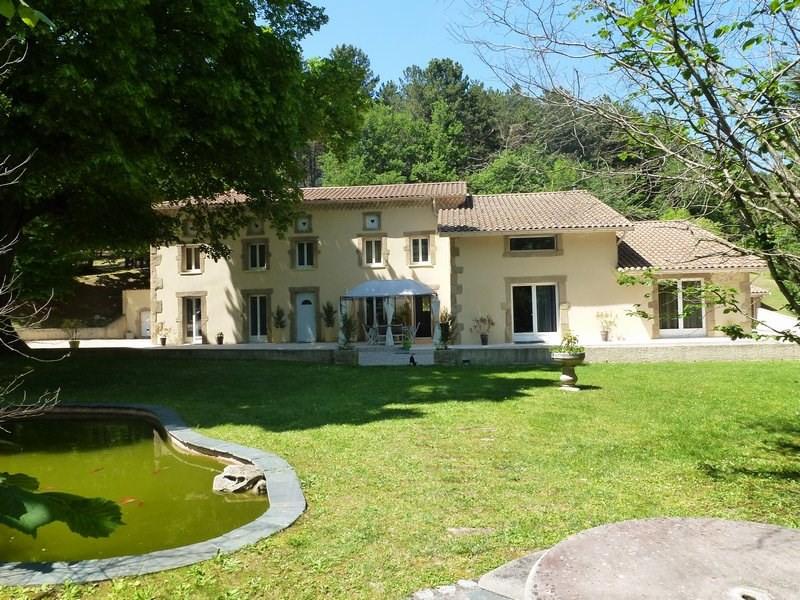 Vente de prestige maison / villa Chateauneuf de galaure 567500€ - Photo 9