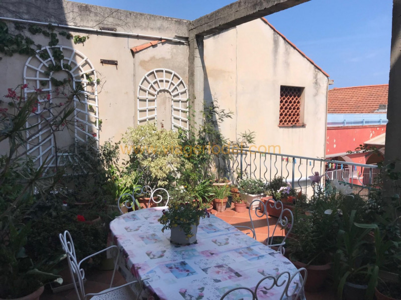 Life annuity apartment Villefranche-sur-mer 67500€ - Picture 2