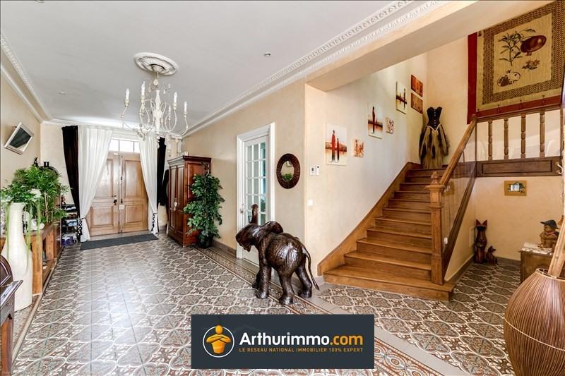 Sale house / villa Morestel 298000€ - Picture 2