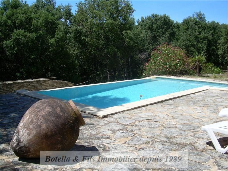 Immobile residenziali di prestigio casa Uzes 565000€ - Fotografia 3