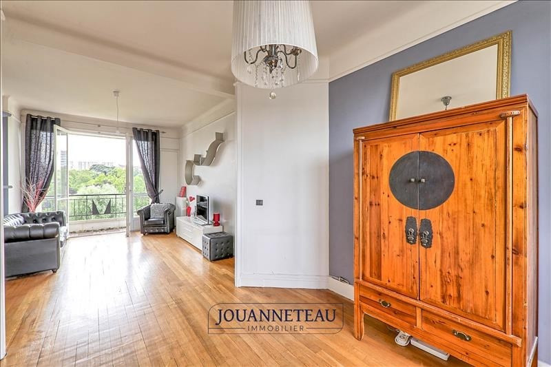 Sale apartment Vanves 380000€ - Picture 2
