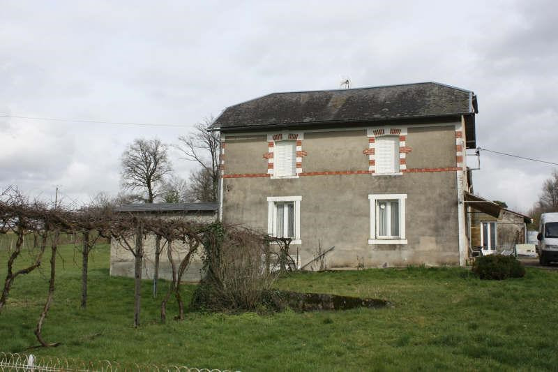 Vente maison / villa Thiviers 150000€ - Photo 1