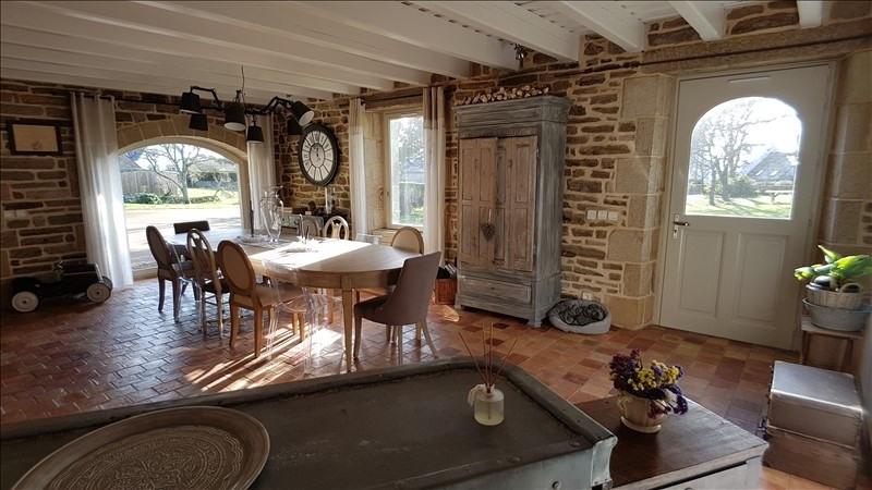 Venta de prestigio  casa Fouesnant 696800€ - Fotografía 2