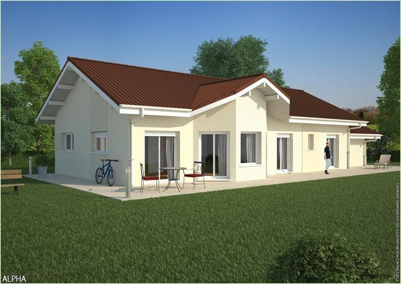 Maison  5 pièces + Terrain 1200 m² Arenthon par MAISONS ET CHALETS DES ALPES MCA