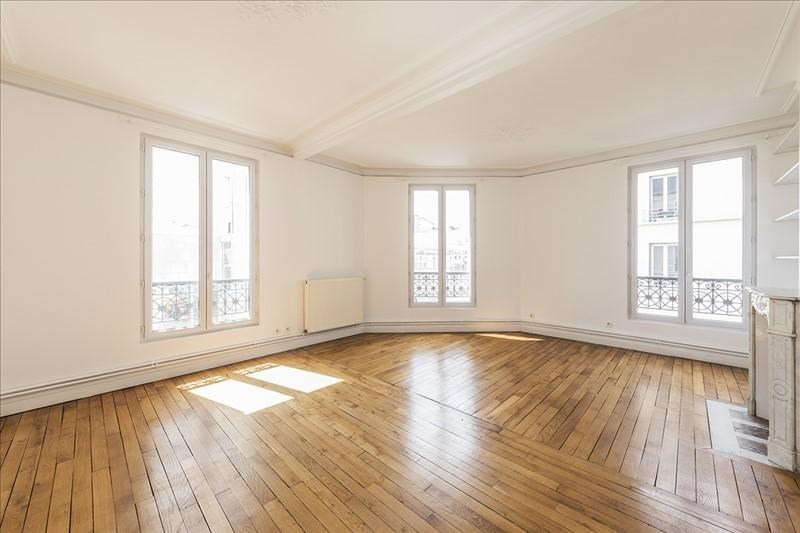 Rental apartment Levallois perret 2 990€ CC - Picture 1