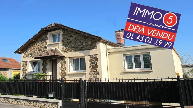 Sale house / villa Villemomble 375000€ - Picture 1