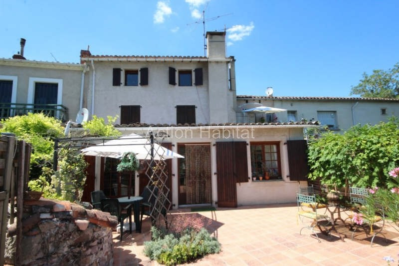 Vente maison / villa Cordes 220000€ - Photo 1