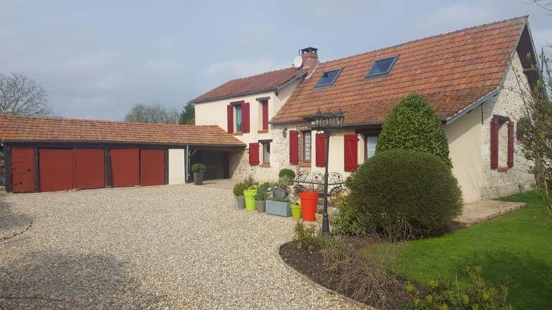 Sale house / villa Les thilliers en vexin 237000€ - Picture 2