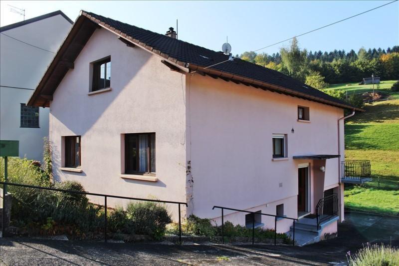 Sale house / villa Senones 89000€ - Picture 1