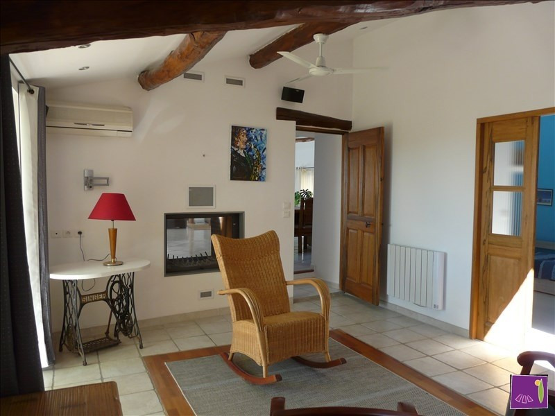 Deluxe sale house / villa Lussan 703 000€ - Picture 9