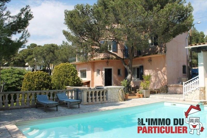 Vente maison / villa Les pennes mirabeau 520000€ - Photo 1
