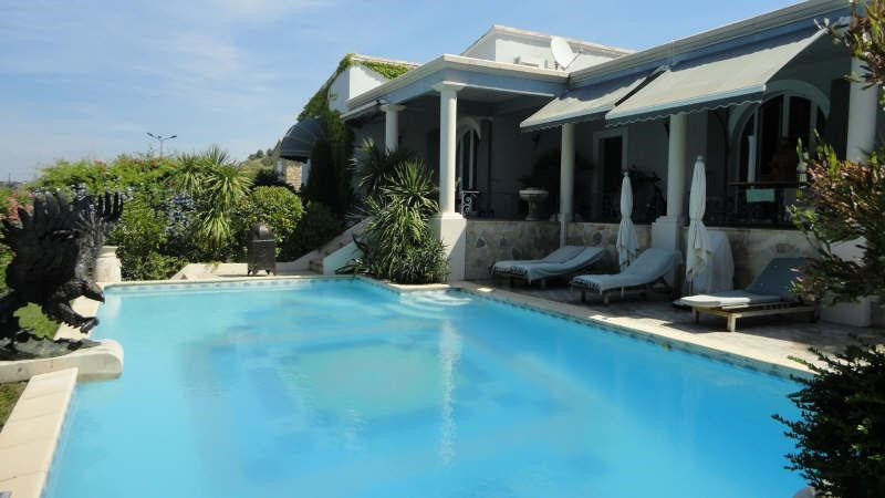 Deluxe sale house / villa St chamas 840000€ - Picture 1