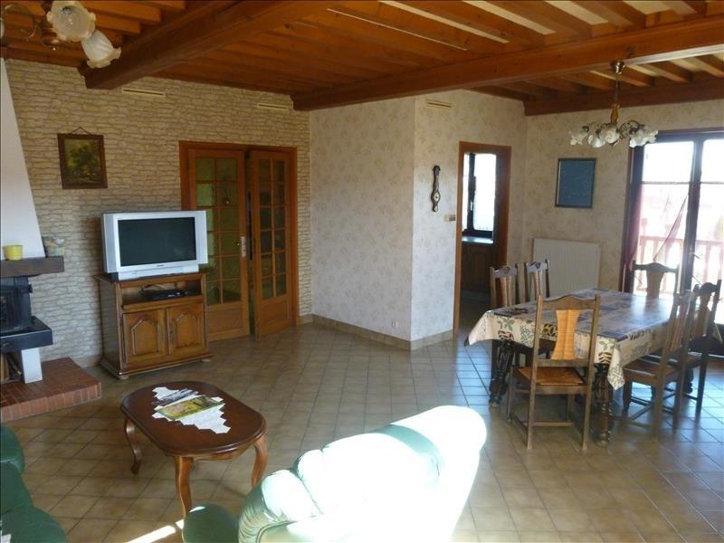 Vente maison / villa St romain de popey 275000€ - Photo 3