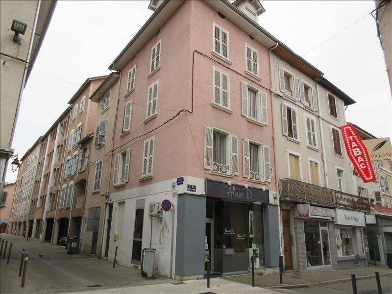 Produit d'investissement immeuble Voiron 239000€ - Photo 1