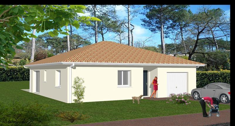 Maison  5 pièces + Terrain 1500 m² Le Dorat (87210) par GCI CONSTRUCTION
