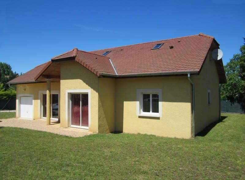 Sale house / villa Thuellin 205000€ - Picture 1
