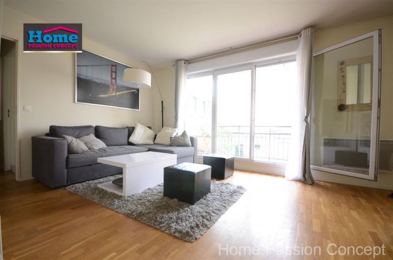Vente appartement Suresnes 485000€ - Photo 2