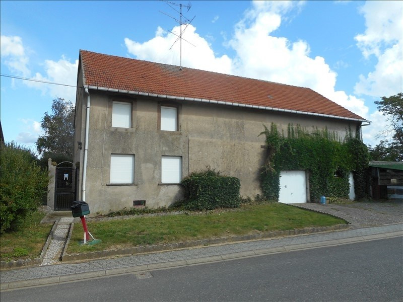 Sale house / villa Prox. phalsbourg 62 000€ - Picture 1