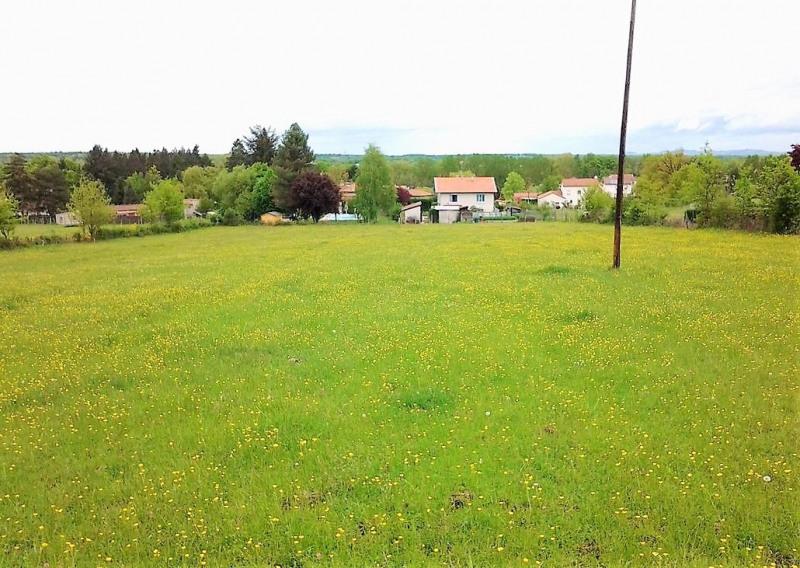 Vente terrain Poncins 147600€ - Photo 1